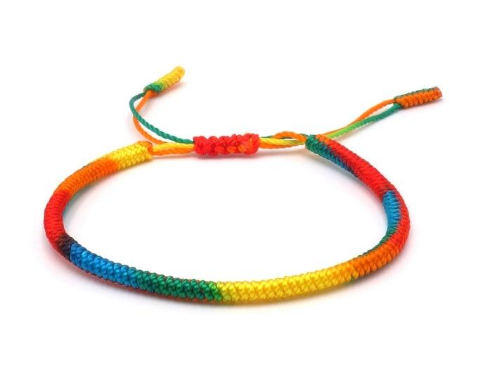 Tibet Armband - 7 Chakras