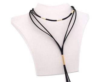 Fashion Choker Halskette Verstellbar