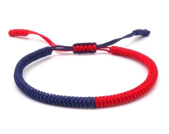 Tibet Armband - Balance Red