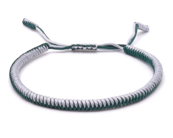 Tibet Armband - Wave Green