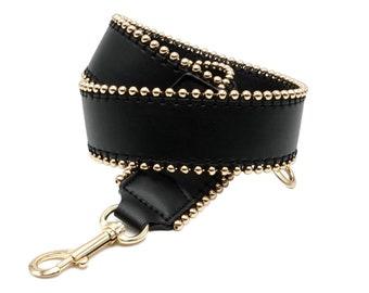 Taschengurt - Pearls Schwarz