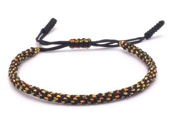 Tibet Armband - Umbrella Black