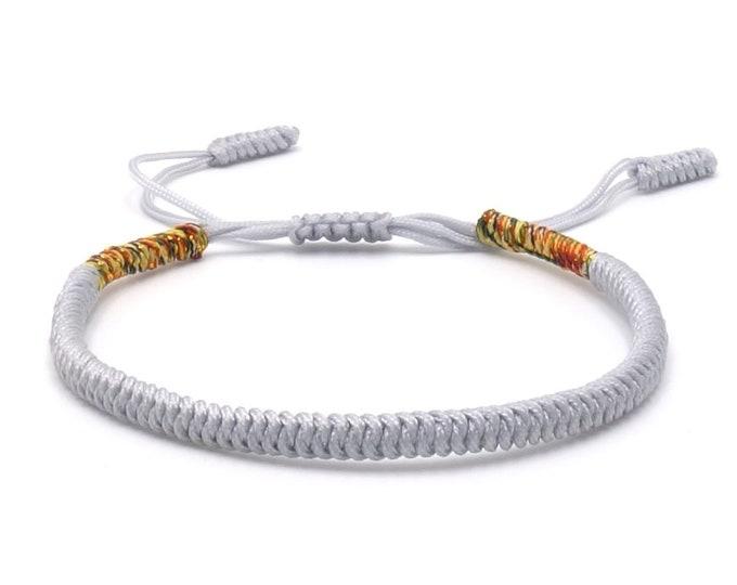 Tibet Armband - Grey