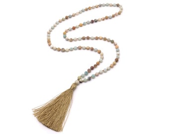 Halskette - Amazonas 80 cm