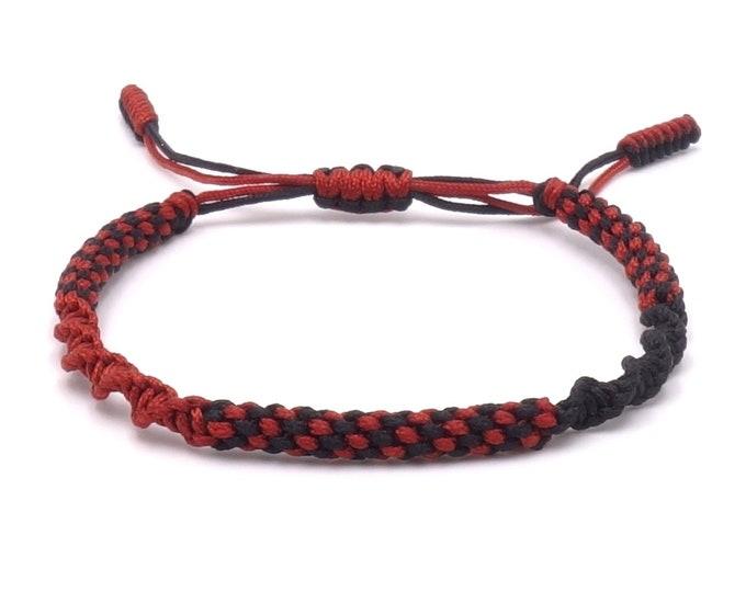 Tibet Armband - Wild Black
