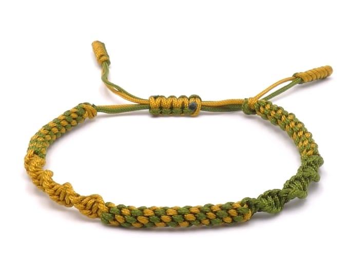 Tibet Armband - Wild Yellow
