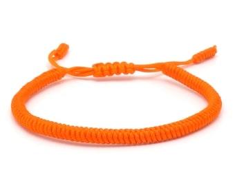 Tibet Armband - Orange