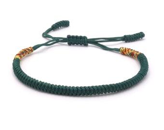 Tibet Armband - Green