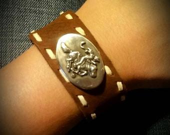 Pony Express bracelet