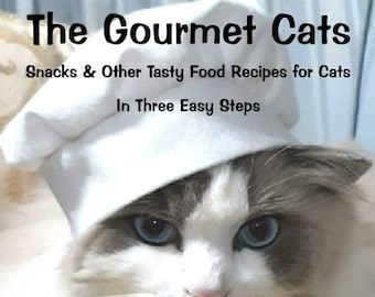 The Gourmet Cats eBook - Irresistible Homecooked Cat Food Recipes