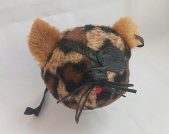 Mouse Catnip Cat Toy Tiger Pirate Handmade. Toys for cats and kittens. Toys for cats with catnip.