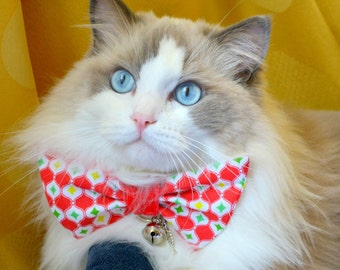 bow tie for cats - cute bow tie for large cats