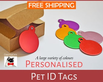 Pet Tags/Personalisation