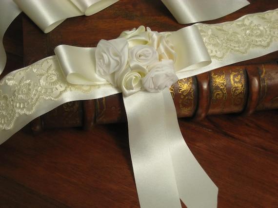 Unique Wedding Dress Sashes Belts