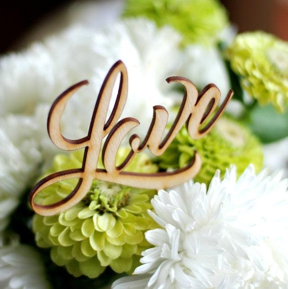 Love Sign Love Cake Topper Anniversary Cake Topper Love Etsy