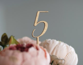 Golden table numbers, Wedding table numbers, Silver wedding table numbers, DIY wedding, Golden wedding decor, Lasercut wood numbers, TNG-5