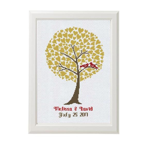 WEDDING Cross Stitch Pattern Marriage Cross Stitch Wedding Etsy Mesmerizing Cross Stitch Wedding Patterns