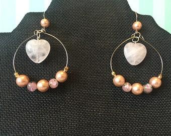 Vintage Romance Earrings