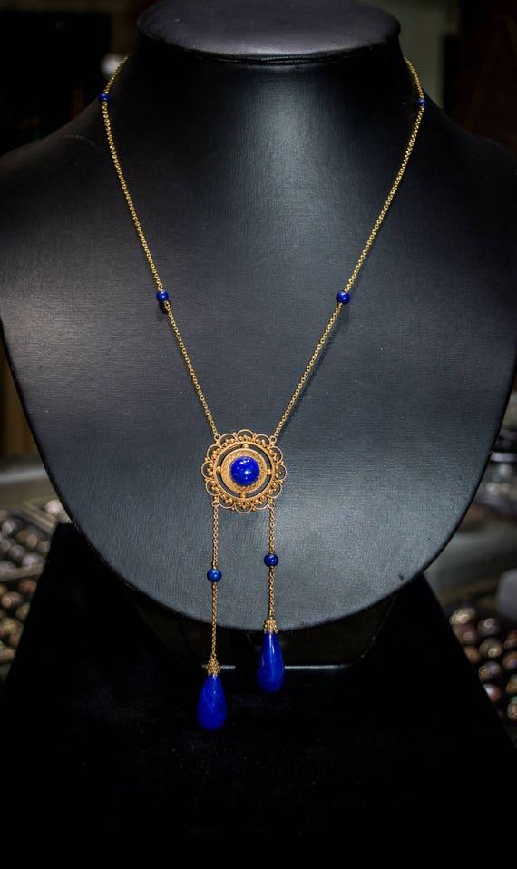Vintage Victorian Necklace