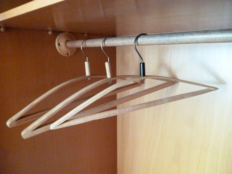 Reproduction Arms./wardrobes Old Wardrobe Hangers