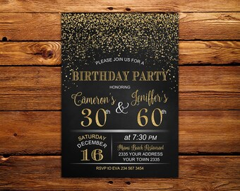 Joint birthday party etsy filmwisefo