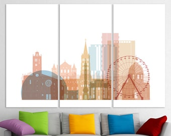 Toulouse Wall Art Toulouse Canvas Toulouse Decor Toulouse Wall Decor Toulouse Poster Toulouse Canvas Art Toulouse Photo Toulouse Print