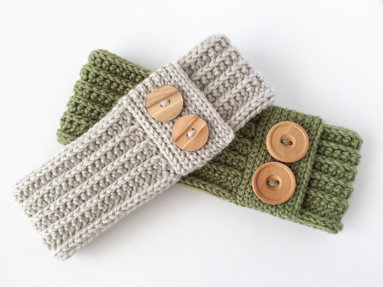Crochet Pattern Ainslee Headband Crochet Headband Pattern Etsy