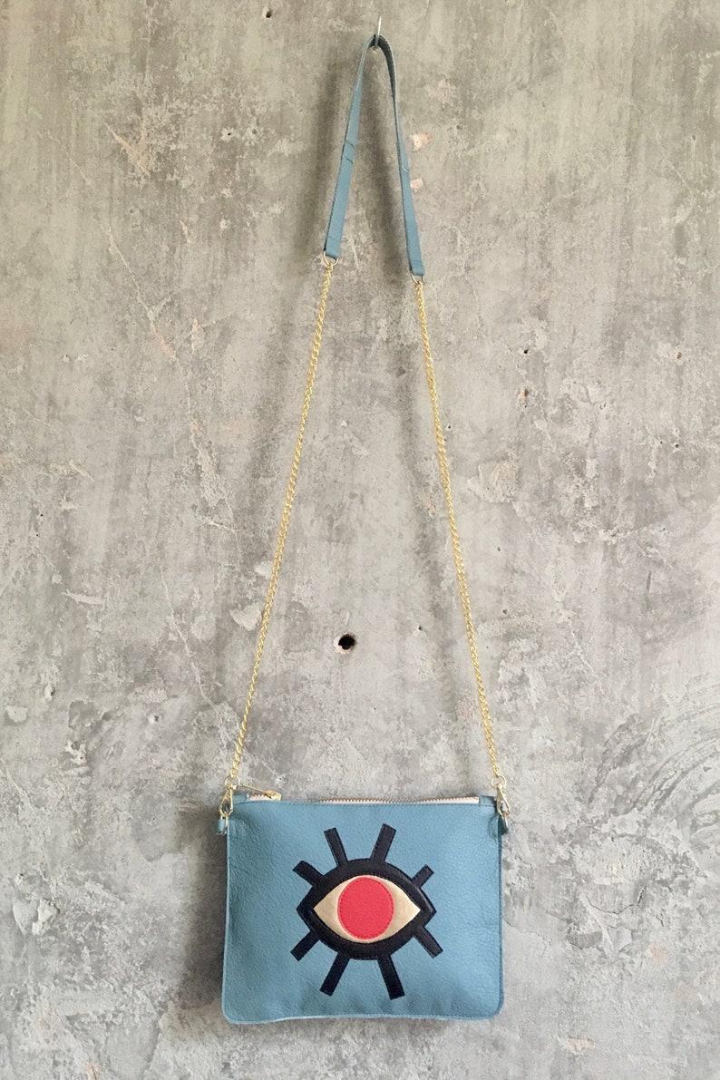 Shoulder bag toGOGO01 evening bag leather bag image 0