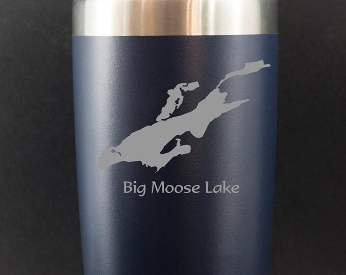 Big Moose Lake - 20 oz Polar Tumbler