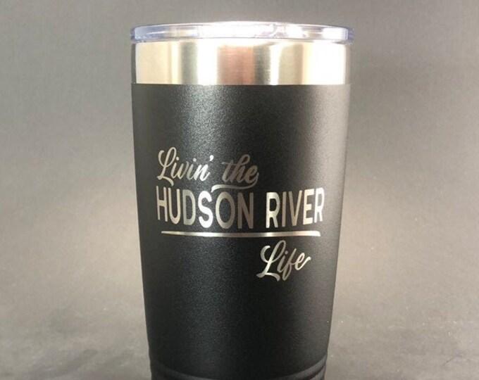 Hudson River Life - 20 oz Polar Tumbler - Isulated tumbler
