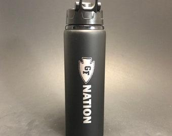 28 oz Aluminum water bottle - GF Nation