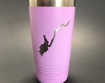 The Great Sacandaga Lake - 20 oz Polar Tumbler