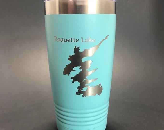 Raquette Lake - 20 oz Polar Tumbler