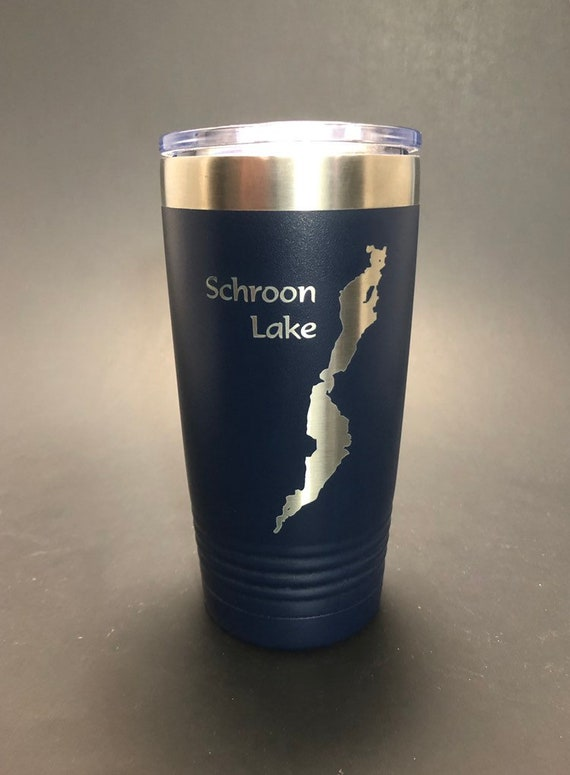 Schroon Lake  - 20 oz Polar Tumbler