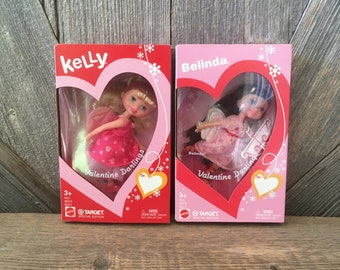 Barbie Kelly Target Exclusive Cupid Valentine Darling doll  NIB