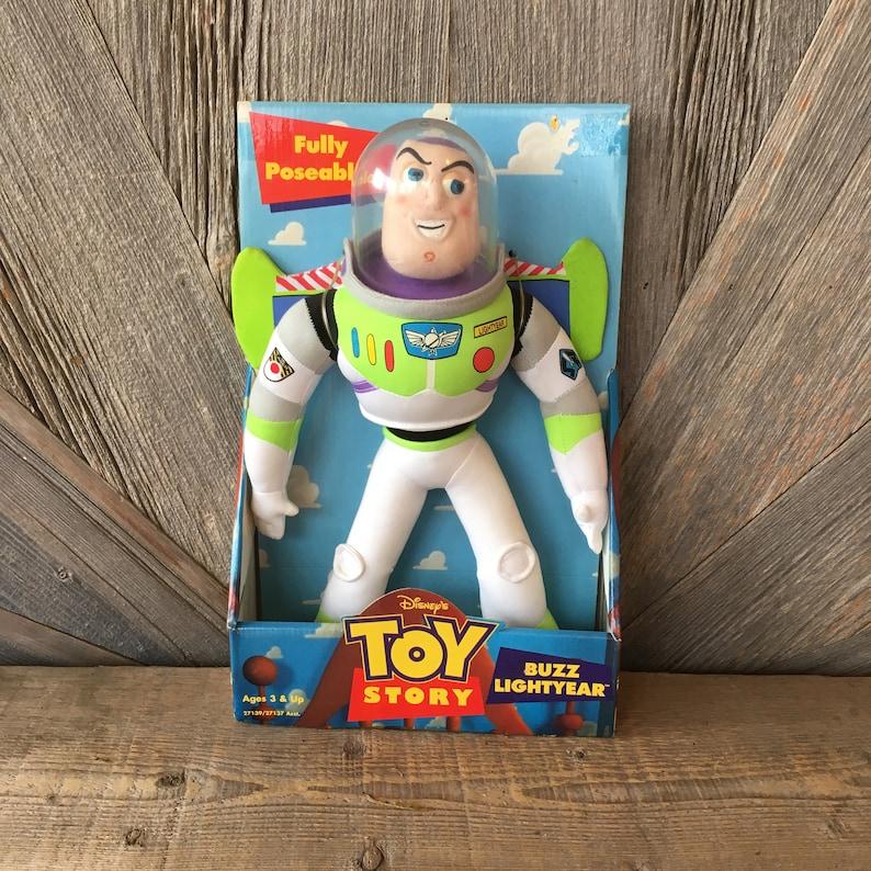 Film, TV & Videospiele Spielzeug Story Action-figur Buzz Lightyear Mattel