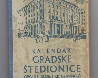 Calendrier 1941.1941 Calendar Etsy