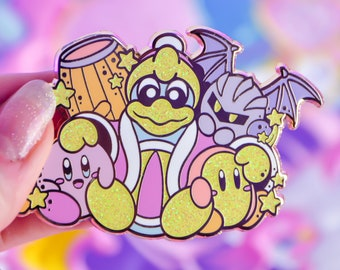 ef17c3b31373 Kirby and King Dedede and Friends (Seconds Quality)