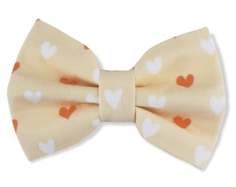 Pet bow tie | LEO | For cat, kitten, dog, puppy | Red, white, orange pink color Pet Accessoires Dog bow Cat Bow Pet Bow For Pets