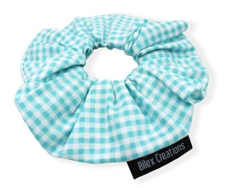 Scrunchie   LILY  Handmade in Canada   100% cotton