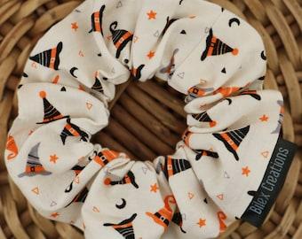 Scrunchie | WIZARD| Handmade in Canada | 100% cotton