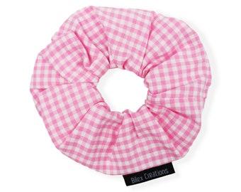 Scrunchie  EMMA   Made in Canada   100% cotton