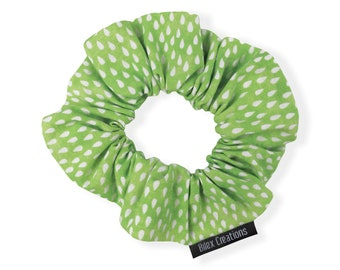 Scrunchie   LEXIE  Handmade in Canada   100% cotton