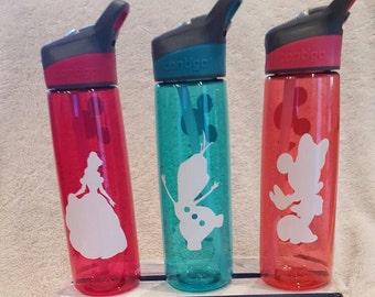 Contigo Disney Silhouette Personalized Water Bottle