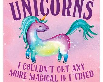 2019 Unicorns Mini Calendar