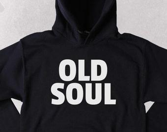 Bohemian Hoodie Old Soul Sweatshirt Hippie Boho Spiritual Tumblr Clothing