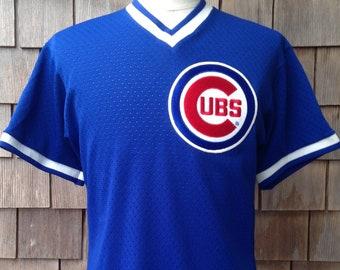 big sale 2a50e 3b5a6 80s vintage Chicago Blackhawks jersey Large hockey sweater ...