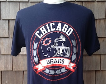 80s vintage Chicago Bears T shirt / Champion / Medium
