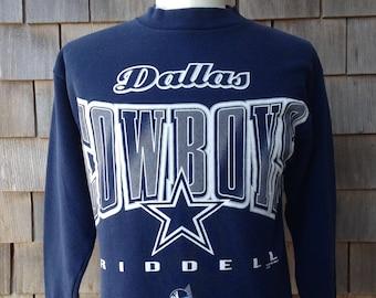 Vintage 90s DALLAS COWBOYS Sweatshirt - Small