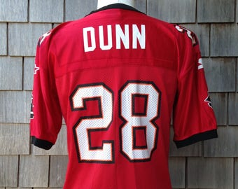 a53f450d Vintage 90s Warrick Dunn Tampa Bay Buccaneers #28 Jersey by Starter - Small  / Medium
